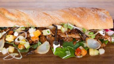Smörgåsar, Wraps & Smörrebröd