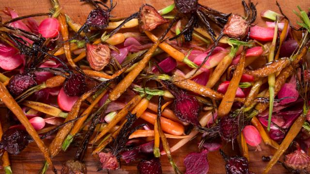 Vegetarisk & vegansk catering