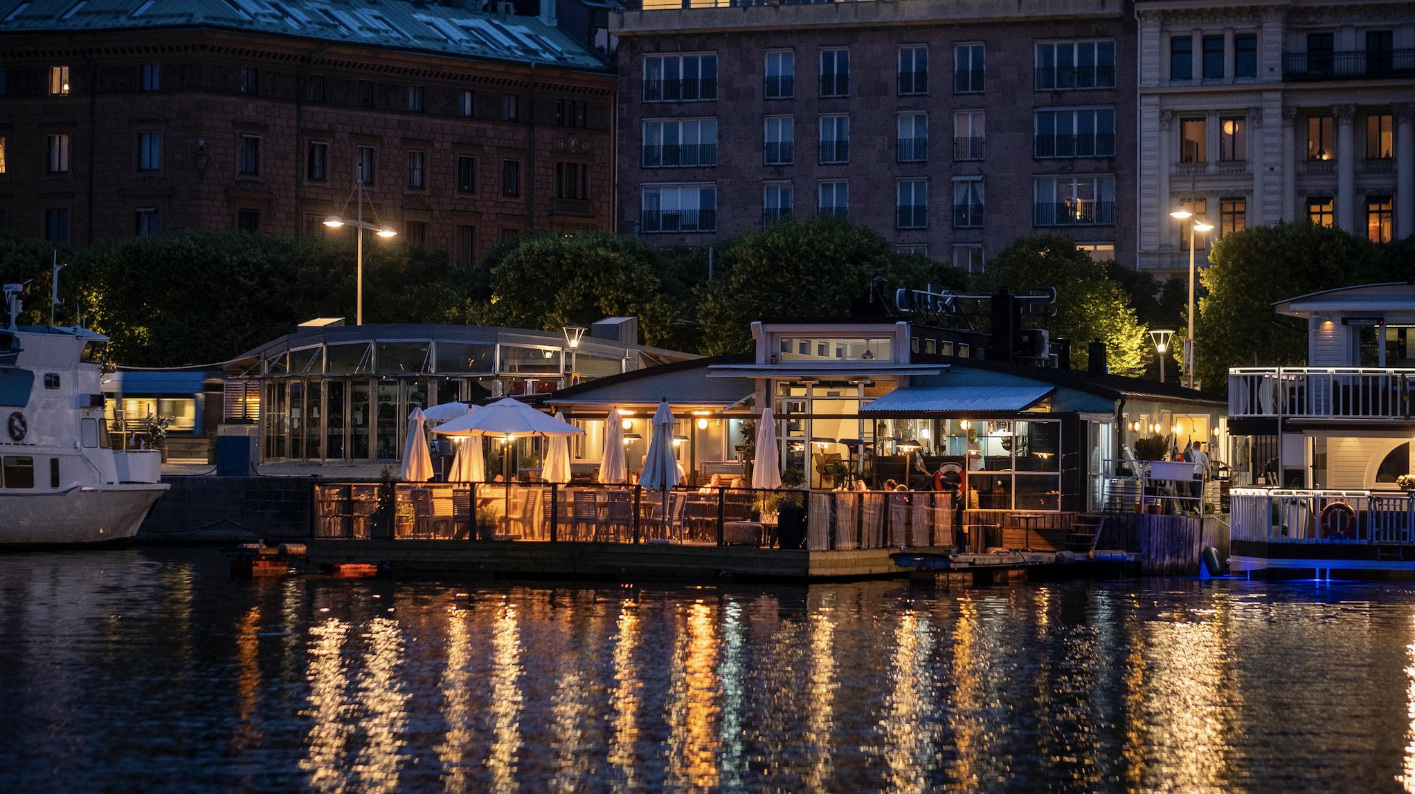 VD Blogg: Nypremiär på Sjö & Land