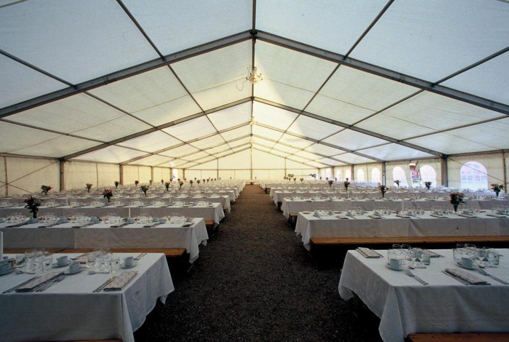 Hyr tält & paviljonger för fest & event i Stockholm | Westers