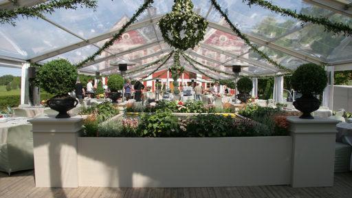Tält och paviljonger