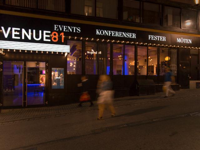 LOKAL FÖR FEST, KONFERENS OCH EVENT I STOCKHOLM CITY