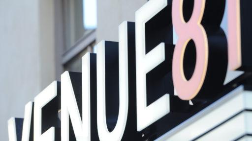 Nypremiär på VENUE81