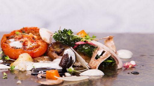 Vegetariska & veganska luncher