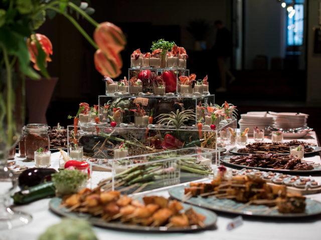 Det självklara valet av catering i Stockholm