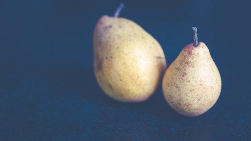 Recept: Päronsmoothie med mango och vanilj