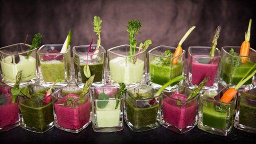 Vegetarisk & vegansk frukost och fika