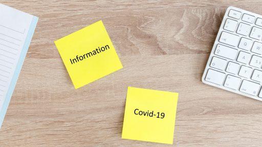 Information gällande Covid-19