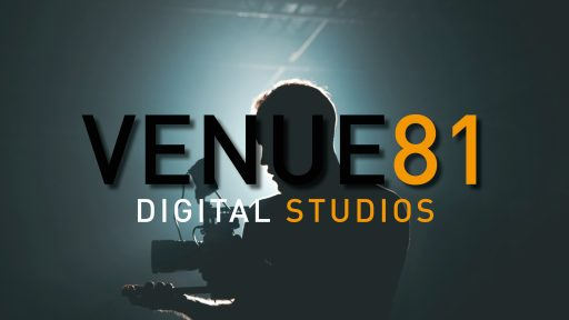 VENUE81 blir digital studio