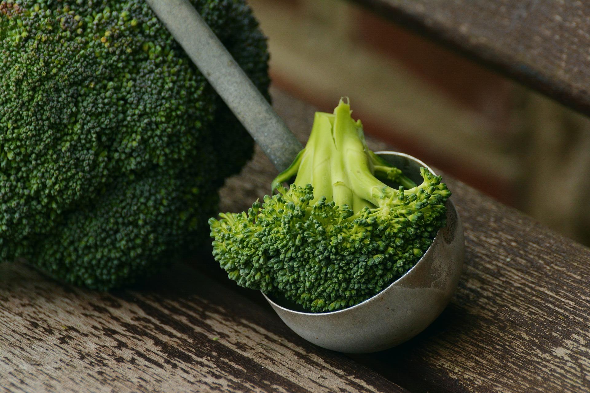 Recept: Sticky Broccoli